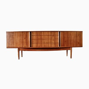 Mid-Century Teak Danish Style Sideboard from White and Newton