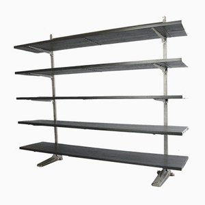 Early 20th-Century Industrial Shelving from Max H. König-Albert-Werk, 1900s
