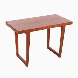 Vintage Teak Wooden Coffee Table, 1960s