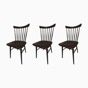Ironica Stühle von TON, 3er Set