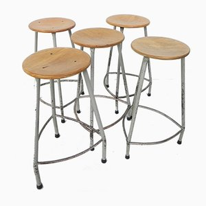 Industrial Stool by Ahrend de Cirkel