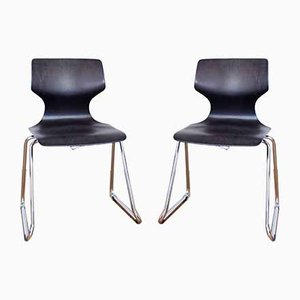 Flötotto Chairs by Adam Stegner for Pagwood, Set of 2