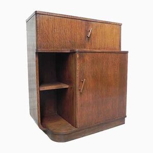 Art Deco Liquor Cabinet