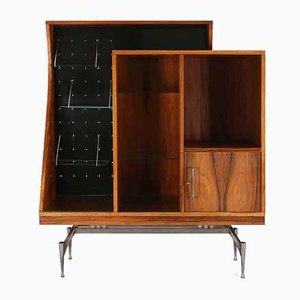 Italian Rosewood Cabinet, 1960s