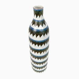 Swedish Ceramic Model 189 Vase by Stig Lindberg for Gustavsberg, 1950s