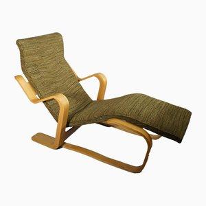 Chaise longue de Marcel Breuer para Isokon, 1935
