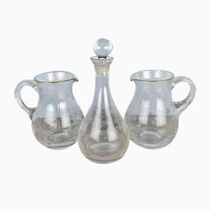 Jugs and a Decanter from Galo, Set of 3