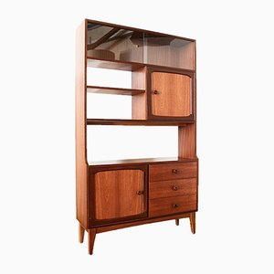Mid-Century Teak Wall Unit by Stonehill