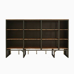 Large Industrial Military Shelves