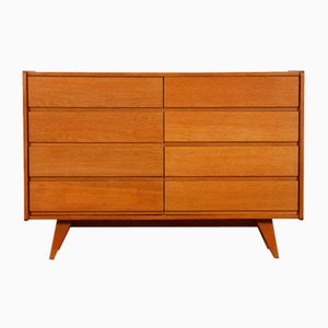 Eastern European U-453 Chest of Drawers by Jiří Jiroutek for Interier Praha, 1960s