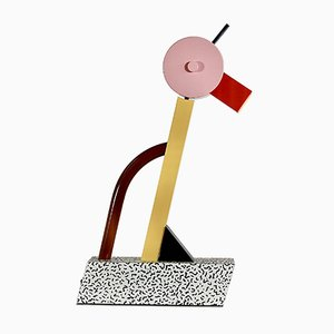 Lampe de Bureau par Ettore Sottsass pour Memphis, 1980s