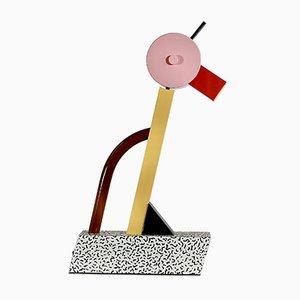 Tischlampe von Ettore Sottsass für Memphis, 1980er