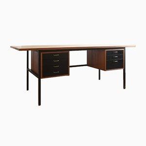 Large Danish Teak Desk