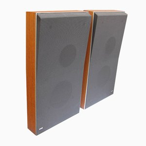 Danish Beovox P30 Speakers by Jacob Jensen for Bang & Olufsen, 1970s, Set of 2