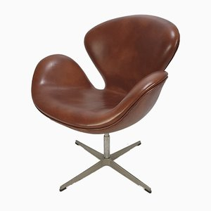 Swan Chair by Arne Jacobsen and Fritz Hansen, 1980s