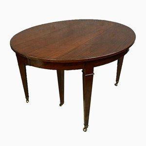 Louis XVI Mahagoni Tisch, 1850er