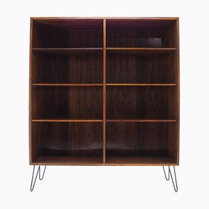 Palisander Bookcase by Omann Jun, Denmark, 1960s