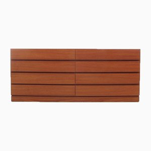 Mid-Century Scandinavian Chest of Drawer in Teak by Arne Wahl Iversen for Vinde Møbelfabrik