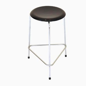 M3170 Steel Stool by Arne Jacobsen for Fritz Hansen, 1969