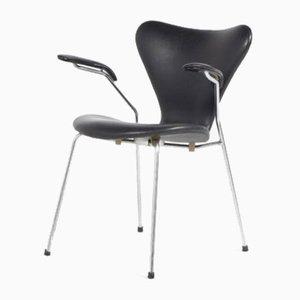 3207 Butterfly Chair von Arne Jacobsen für Fritz Hansen, 1960er, Dänemark
