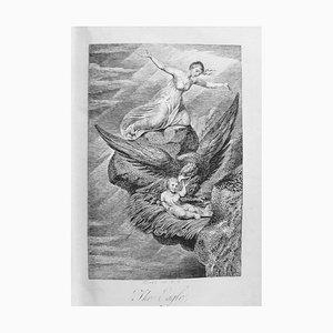 Baladas, libro ilustrado de William Blake, 1805