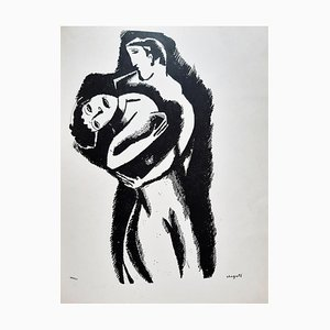 Suite Provinciale, ilustrada por Marc Chagall, 1927