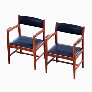 Scandinavian Chairs, Set of 2