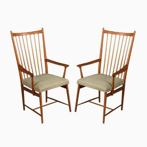 Sprout Chairs by Josef Hillerbrand, Set of 2