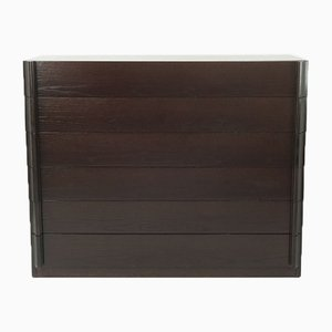 Scandinavian Style 6 Drawer Dresser