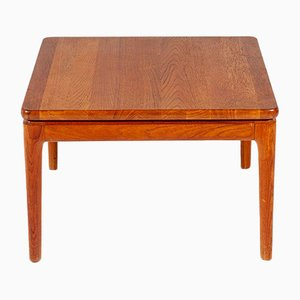 Mid-Century Teak Coffee Table by Grete Jalk for Glostrup, 1970s