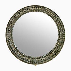 Specchio grande con luce di Bakalowits Vienna