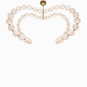 Curved Chandelier