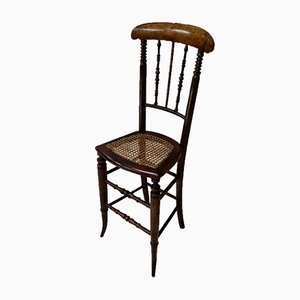 Victorian Child's Correctional Chair