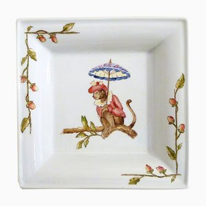 Ape Ashtray from Limoges