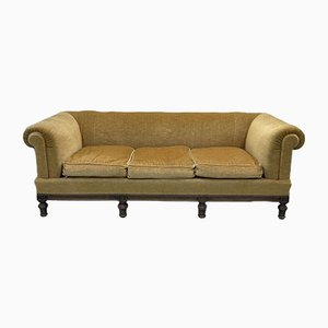 Large 3-Seat Sofa, 19th-Century