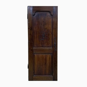 Walnuss Tür, 19. Jh