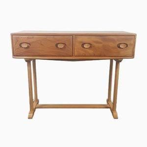Vintage Console Table by Lucian Ercolani for Ercol