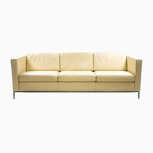 Vintage 3-Seater Sofa by Norman Foster for Walter Knoll / Wilhelm Knoll
