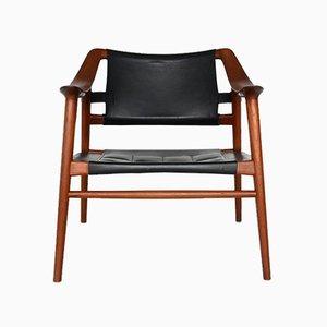 Bambi Lounge Chair by Rolf Rastad & Adolf Relling for Gustav Bahus, 1954