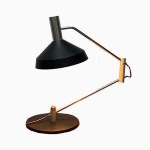 Lampe de Bureau Pentarkus Mid-Century par Rosemarie and Rico Baltensweiler pour Baltensweiler, Suisse