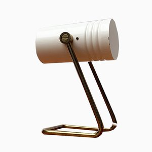 Mid-Century Metal Table Lamp
