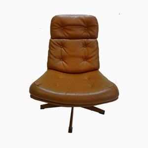 Lounge Swivel Chair from Greaves and Thomas, 1960s