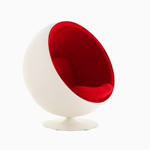 Ball Chair by Eero Aarnio for Adelta, 1963