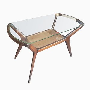 Table d'Appoint Bicolore Vintage de Cassina, Italie,1950s