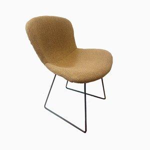 Vintage Beistellstuhl von Harry Bertoia für Knoll, 1960er