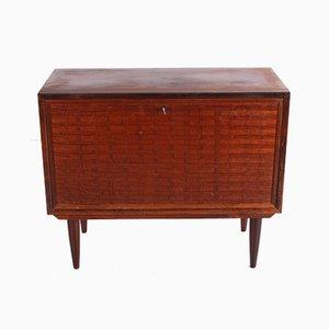 Vintage Rosewood Cupboard by Poul Cadovius
