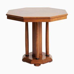 Großer Vintage Art Deco Tisch