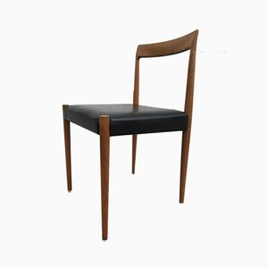 Vintage Teak Dining Chair from Lübke