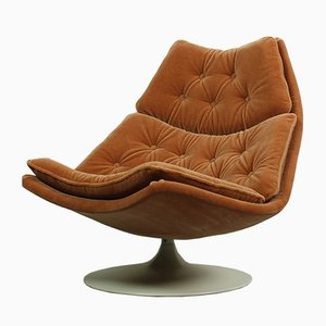 F588l Lounge Chair by Geoffrey Harcourt for Artifort, 1960s