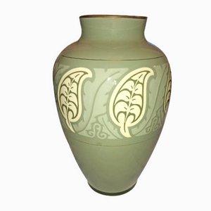 Große Vintage Vase von Villeroy and Boch